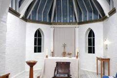 St. Mary's sanctuary